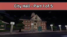 minecraft let s build city hall town hall part 1 of 5 city texture xbox 360