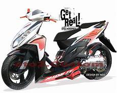 Modifikasi Motor Vario Techno motor cycle modifikasi modifikasi honda vario cbs techno