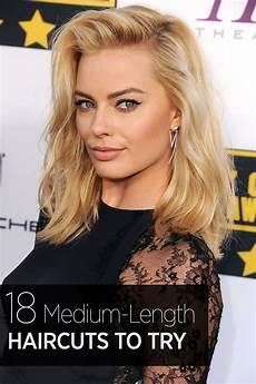 the 50 best medium length haircuts medium hair styles hair lengths shoulder length hair