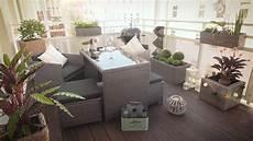 Ideen Für Balkon - styling ideen f 252 r den balkon klassische romantische