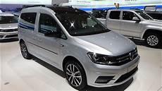 2017 Volkswagen Caddy Edition 35 Exterior And Interior