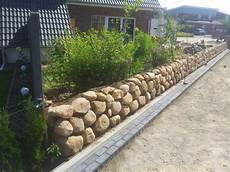 feldsteinmauer selber bauen friesenwall timmann handwerksservice friesenw 228 lle