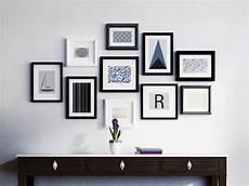 bildergalerie an der wand beste verschiedene bilderrahmen rahmen aufhaengen 51842