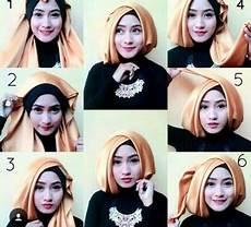 Tutorial Jilbab Akad Nikah Sederhana Kerudung