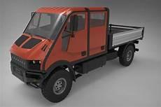 Bremach T Rex Duble Cab 3d Model Max Fbx Cgtrader
