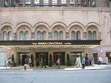 park central hotel wikipedia