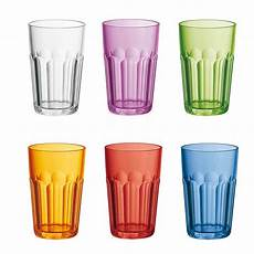 bicchieri on line set of 6 tumblers glasses and tumblers 07230652