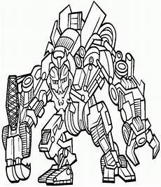ausmalbilder transformers 02 malvorlagen f 252 r jungen