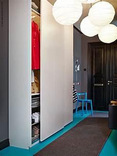 Flur Ideen Ikea - ikea pax wardrobe hallway makay condo ideas in 2019