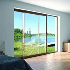 baie vitrée coulissante baie vitr 233 e coulissante jusqu 224 6 vantaux elance