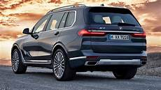 Bmw Suv X7 - 2019 bmw x7 ultra luxury large suv