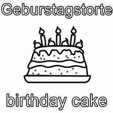 Malvorlagen Age Cake Malvorlagen Geburtstagstorte Kostenlos