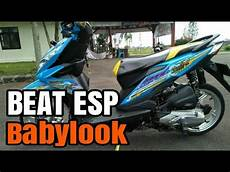 Babylook Beat Esp by Beat Esp Babylook Kantong Pelajar Modifikasi Beat