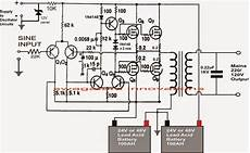 make this 1kva 1000 watts pure sine wave inverter circuit circuit diagram centre