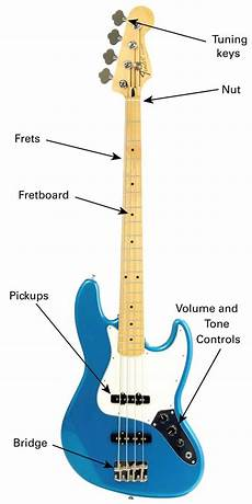 The Bass Guitar Learn To Play
