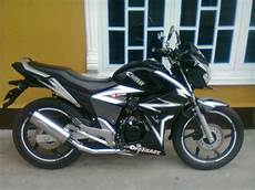 Megapro Modif by Modif Motor Honda New Megapro Fairing Modification