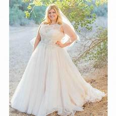 Plus Size Gown Wedding Dresses