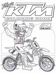 Malvorlagen Bike Motocross Ktm Colouring Pages Dirt Bike Birthday Ktm