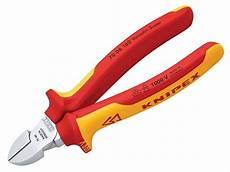 zange knipex knipex kpx7006160 diagonal cutting pliers vde