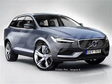 Volvo Xc 90 2014 Le Suv 7 Places Devient Hybride In