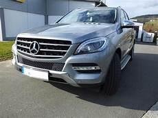 Mercedes Ml 250 Bluetec Gebrauchtwagen Germany