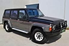 1989 nissan patrol 4x4 262 824 automatic auction 0001