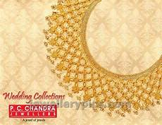 pc chandra gold wedding choker catalogue latest jewellery designs accesserize pinterest