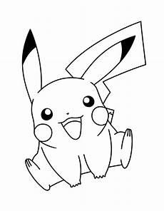 Malvorlagen Pikachu Pikachu Ausmalbild Malvorlage Gratis