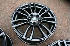 4 X Genuine Original Bmw 19 Quot 403m Alloy Wheels Staggered