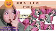 Tutorial Jilbab Simple Tanpa Ribet Jilbab Segi4