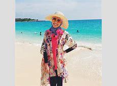 Beach Hijab Outfits?34 Modest Beach Dresses for Muslim Girls