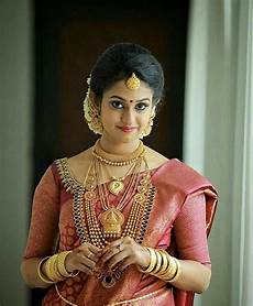 kerala bride in simple traditional simplebridaljewelleryvintagestyle indian bridal fashion