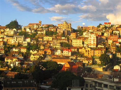 Capital Madagascar Antananarivo