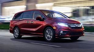 2020 Honda Odyssey AWD Release Date Changes Interior