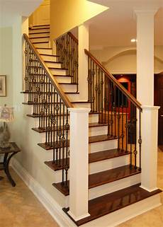 Treppen Renovieren Ideen - staircase traditional basement new york by home
