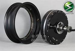 13inch Single Shaft Hub Motor For Electric ScooterCar