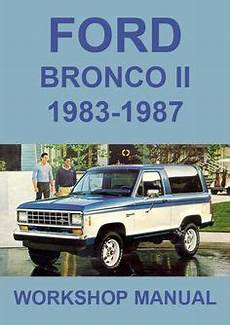 free online auto service manuals 1986 ford bronco seat position control free download ford ranger bronco ii 1983 1990 service repair manual pdf scr1 diy chilton