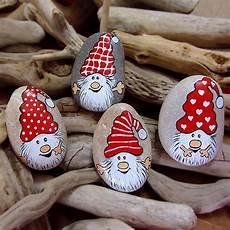 Steine Bemalen Weihnachten - 42 besten bastelideen bilder auf steinmalerei