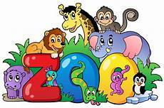 Zoo Animal Clipart
