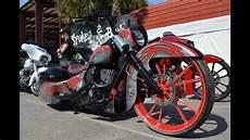 indian motorcycle bigwheel bagger