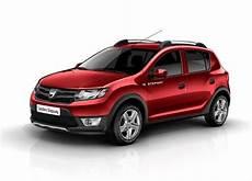 2014 Dacia Sandero Ii Stepway Oopscars