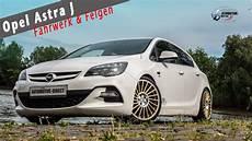 Opel Astra J Etabeta Felgen 9x19 Kw Fahrwerk