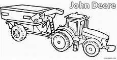 printable deere coloring pages for