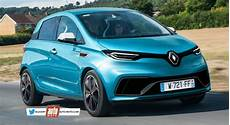 Future Renault Zoe 2 2019 Objectif 600 Km