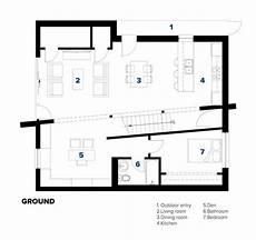 laneway house plans leslieville laneway house craig race architecture