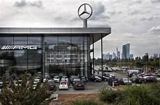 Mercedes Center Neuer Im Frankfurter Osten