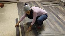 How To Install Vinyl Flooring Tiles Linoleum