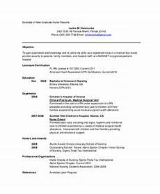 12 nursing resume template