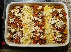 Hackfleisch Kartoffel Auflauf - kartoffel hackfleischauflauf mit feta rezept mit bild