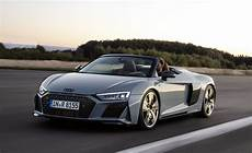 2019 audi r8 new styling improved dynamics